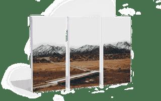 Triptych prints